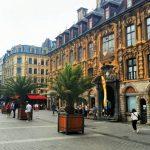 Франция-город Лилль, заказать пейзаж