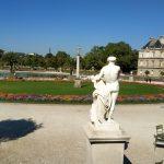 Сады Парижа-Люксембургский и Тюильри